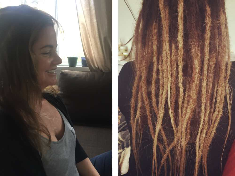Apart from looking great, dreadlocks add so much more volume to your hair.